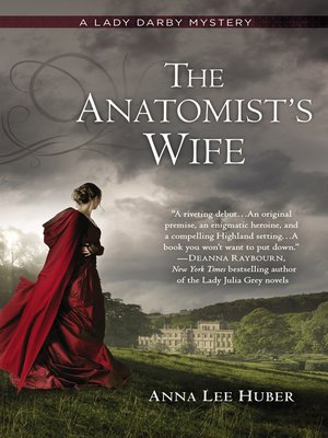 cover image of The Anatomist's Wife