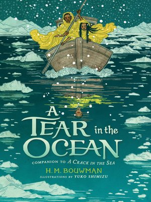 cover image of A Tear in the Ocean