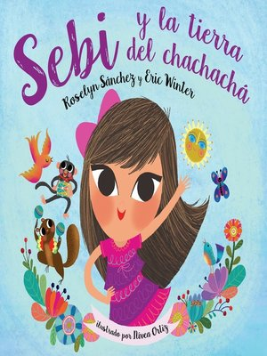 cover image of Sebi y La Tierra Del Chachacha