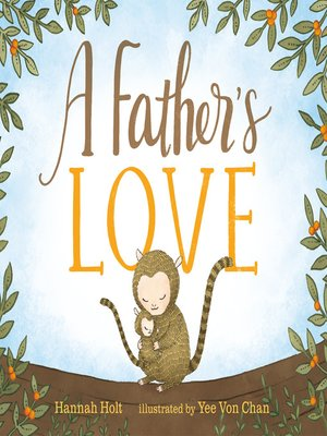 cover image of A Father's Love