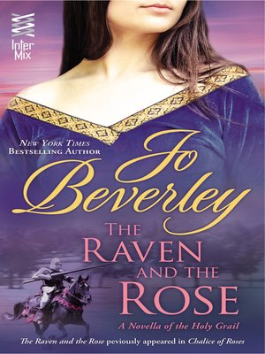 cover image of The Raven and the Rose