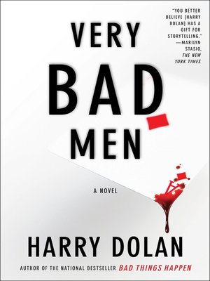 cover image of Very Bad Men