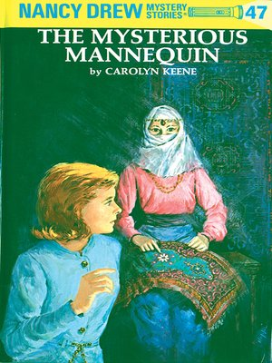 cover image of The Mysterious Mannequin