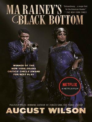 cover image of Ma Rainey's Black Bottom