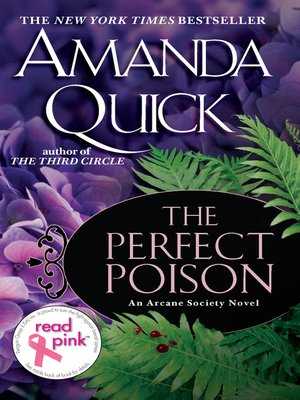 cover image of The Perfect Poison