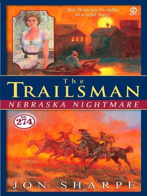 cover image of Nebraska Nightmare