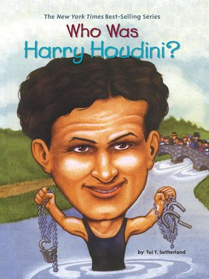 cover image of Who Was Harry Houdini?