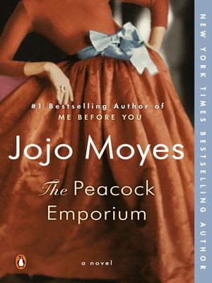 cover image of The Peacock Emporium