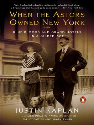 cover image of When the Astors Owned New York