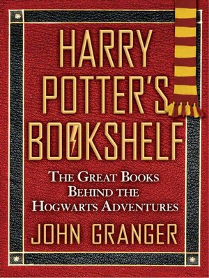 cover image of Harry Potter's Bookshelf