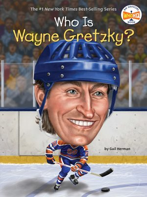 cover image of Who Is Wayne Gretzky?