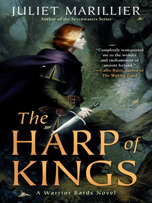 cover image of The Harp of Kings