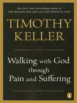 cover image of Walking with God through Pain and Suffering