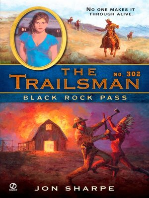 cover image of Black Rock Pass