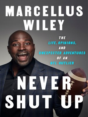 cover image of Never Shut Up