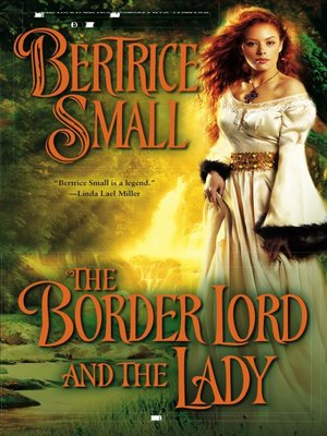 cover image of The Border Lord and the Lady