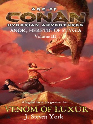 cover image of The Venom of Luxur