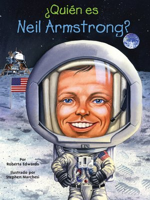cover image of ¿Quién es Neil Armstrong?