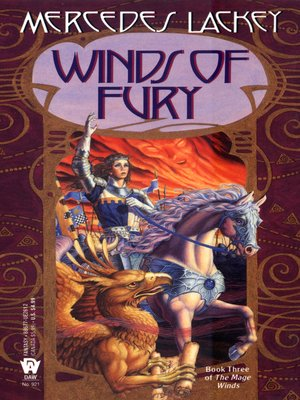 cover image of Winds of Fury