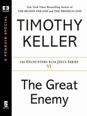 cover image of The Great Enemy
