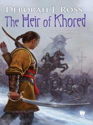 cover image of The Heir of Khored