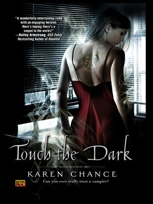 cover image of Touch the Dark