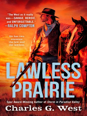 cover image of Lawless Prairie