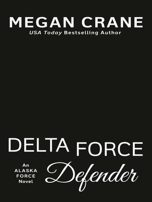 cover image of Delta Force Defender