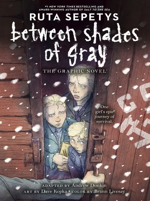 cover image of Between Shades of Gray