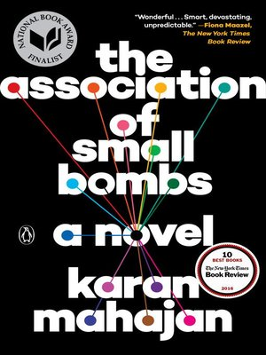 cover image of The Association of Small Bombs