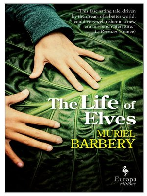 cover image of The Life of Elves