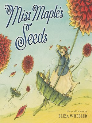 cover image of Miss Maple's Seeds