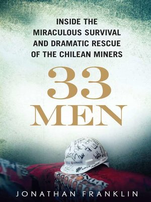 cover image of 33 Men