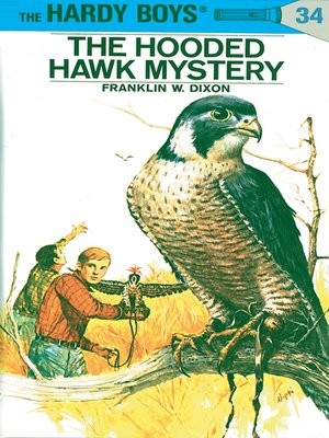 cover image of The Hooded Hawk Mystery