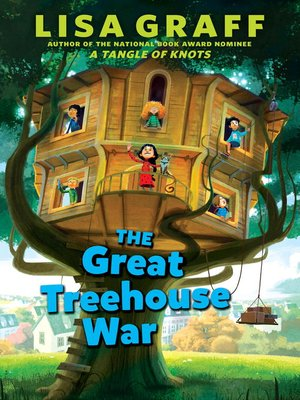 cover image of The Great Treehouse War