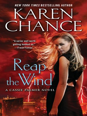 cover image of Reap the Wind