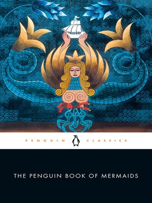 cover image of The Penguin Book of Mermaids
