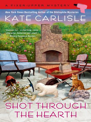 cover image of Shot Through the Hearth