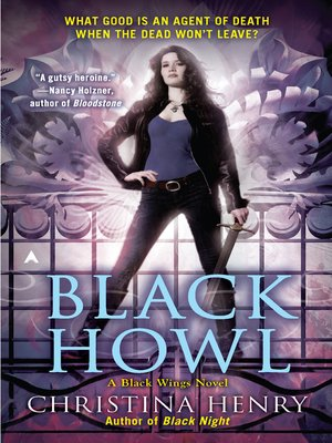 cover image of Black Howl