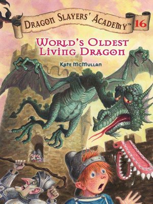 cover image of World's Oldest Living Dragon
