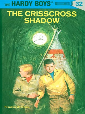 cover image of The Crisscross Shadow