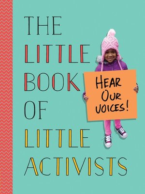 cover image of The Little Book of Little Activists