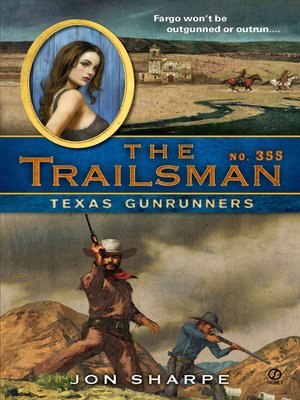 cover image of Texas Gunrunners