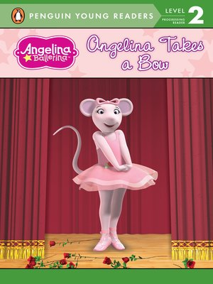 cover image of Angelina Takes a Bow