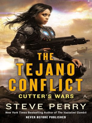 cover image of The Tejano Conflict