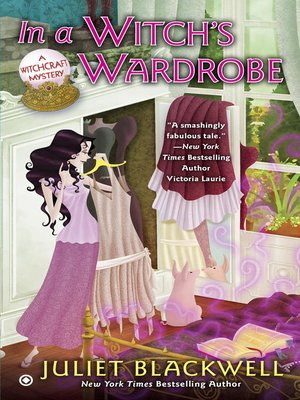 cover image of In a Witch's Wardrobe