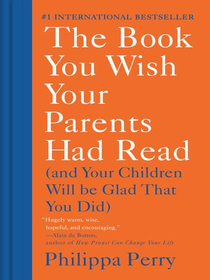cover image of The Book You Wish Your Parents Had Read
