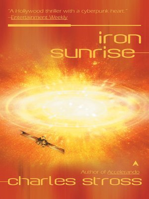 cover image of Iron Sunrise