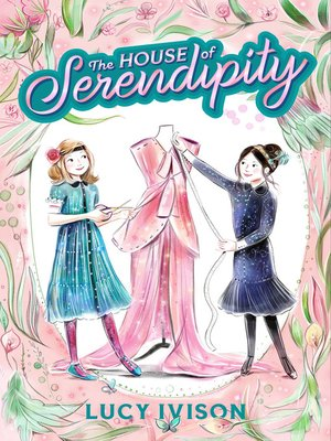 cover image of The House of Serendipity