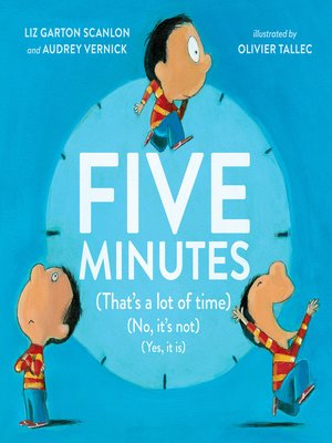 cover image of Five Minutes
